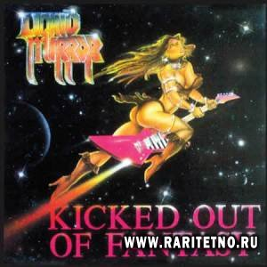 LIQUID MIRROR - KICKED OUT OF FANTASY (1987)