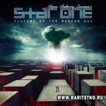 Arjen Anthony Lucassen's Star One - Victims Of The Modern Age 2010 (2CD Limited Edition)