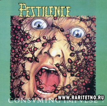 PESTILENCE - CONSUMING IMPULSE 1989