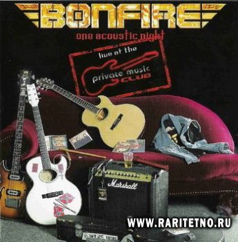 Bonfire - One Acoustic Night 2005