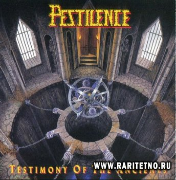 PESTILENCE - TESTIMONY OF THE ANCIENTS 1991