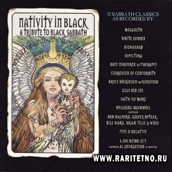 Various Artists - Nativity in Black: A Tribute to Black Sabbath Vol.I 1994
