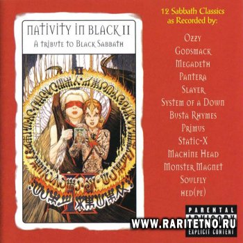 Various Artists - Nativity in Black: A Tribute to Black Sabbath Vol.II 2000