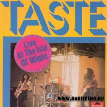 Taste - Live At The Isle Of Wight 1992