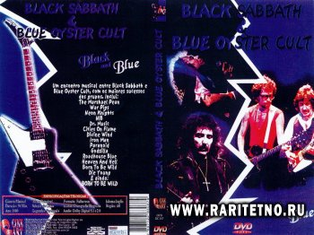 "Black Sabbath and Blue Oyster Cult - Live ""Black & Blue"" 1980"