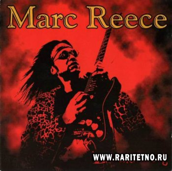Marc Reece - Breakin' out 2002