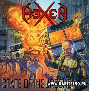 Hexen - State Of Insurgency 2008