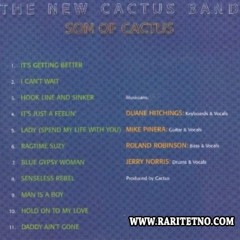 The New Cactus Band - Son Of Cactus 1973