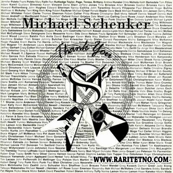 Michael Schenker - Thank You 1993