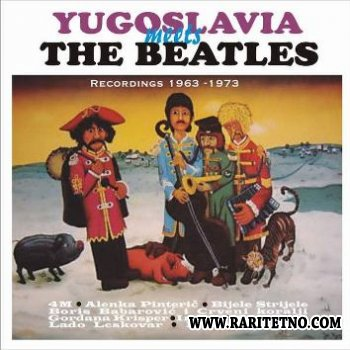 VA - Yugoslavia Meets The Beatles 2008