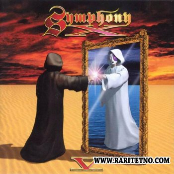 Symphony X - V: The New Mythology Suite 2000