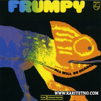 Frumpy - All Will Be Changed 1970
