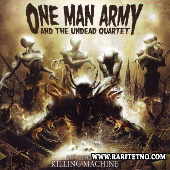 One Man Army And The Undead Quartet 2006