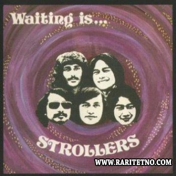 The Strollers - Waiting Is... 1973 (Lossless)