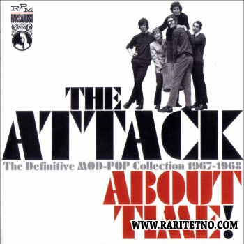 The ATTACK -1967-68, About Time!