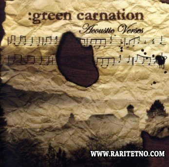 Green Carnation - Acoustic Verses 2006