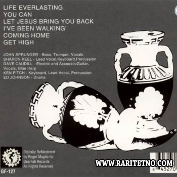 Earthen Vessel - Everlasting Life 1970