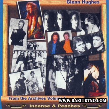 Glenn Hughes - Incense & Peaches 2000(Lossless + MP3)
