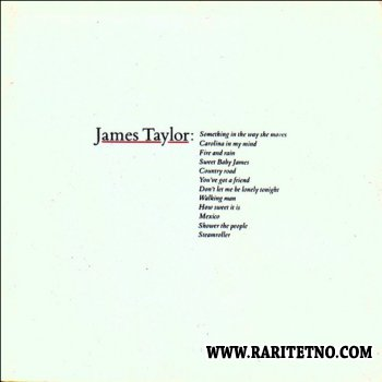 James Taylor - Greatest Hits 1976