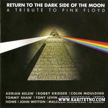 V/A - Return to the Dark Side of the Moon. A Tribute to Pink Floyd 2006