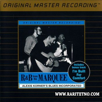 Alexis Korner's Blues Incorporated - R&B From The Marquee 1962