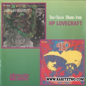H. P. Lovecraft - Two Classic Albums From H.P. Lovecraft (1967-1968) 2000