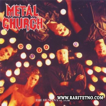 Metal Church - The human factor 1991