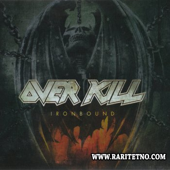 Overkill - Ironbound 2010