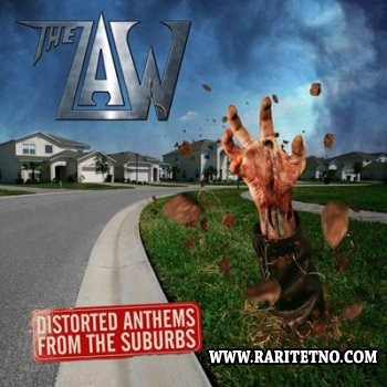 The Law - Distorted Anthems From The Suburbs 2008