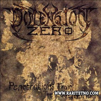 Dimension Zero - Penetrations from the Lost World EP 1997