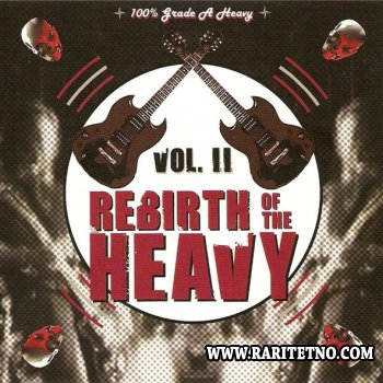 Various Artists - Rebirth of the Heavy Vol.II 2004