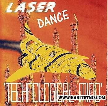 Laserdance - Technological Mind 1992