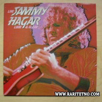 Sammy Hagar - loud & clear 1978