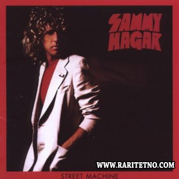 Sammy Hagar - Street Machine 1979