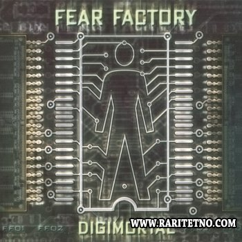 Fear Factory  - Digimortal 2001