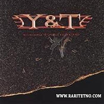 Yesterday & Today (Y & T) - Contagious 1987