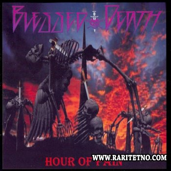 Blessed Death - Hour of Pain 2006