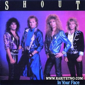 Shout - In Your Face 1989