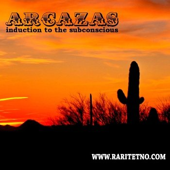 Felipe Arcazas - Induction To The Subconscious EP 2011