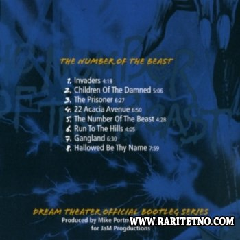 Dream Theater - The Number Of The Beast 2004
