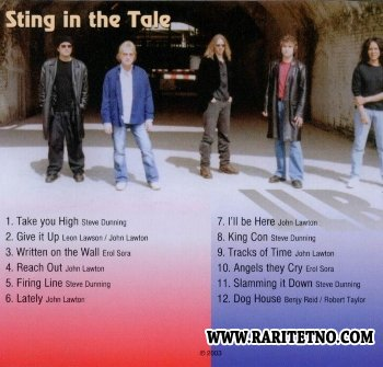 John Lawton Band - Sting In The Tale 2003