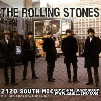 The Rolling Stones - 2120 South Michigan Avenue 2011