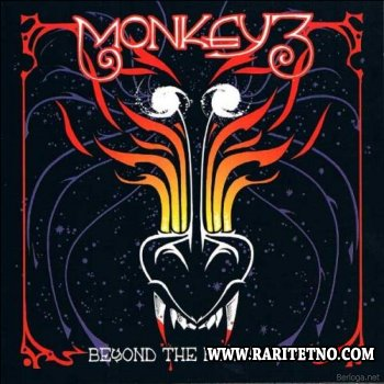Monkey3  -  Beyond The Black Sky 2011