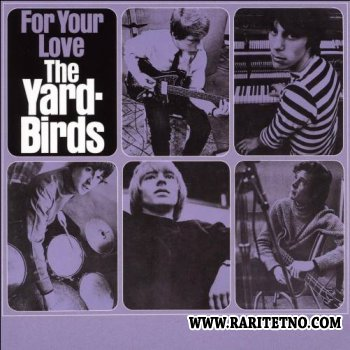 The Yardbirds - For Your Love 1965