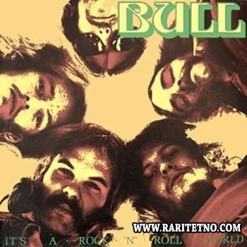 Bull - It's A Rock & Roll World 1979
