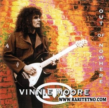 Vinnie Moore - Out Of Nowhere 1996