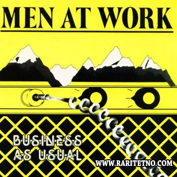 Men At Work - Business As Usual 1981