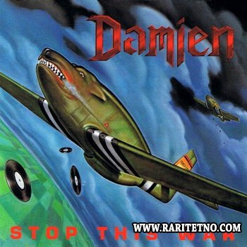 Damien - Stop This War 1989