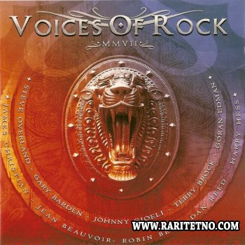 Voices of Rock - M.M.VII 2007