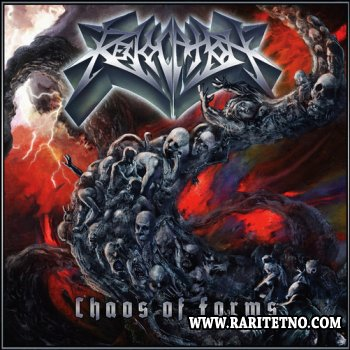 Revocation - Chaos of Forms 2011